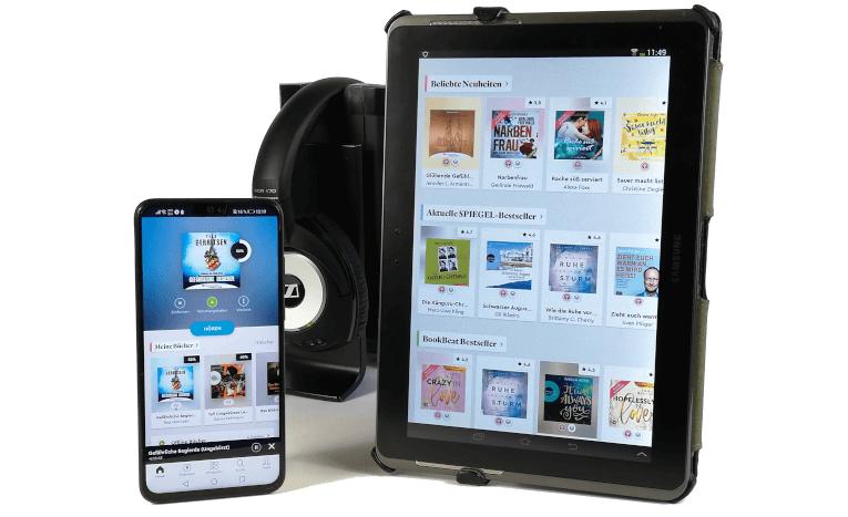 BookBeat App