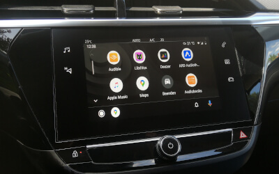 BookBeat App - Nur CarPlay, kein Android Auto