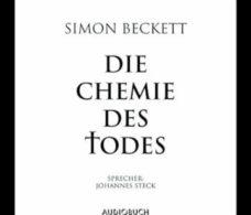 Die Chemie des Todes - Hörbuch - Simon Beckett