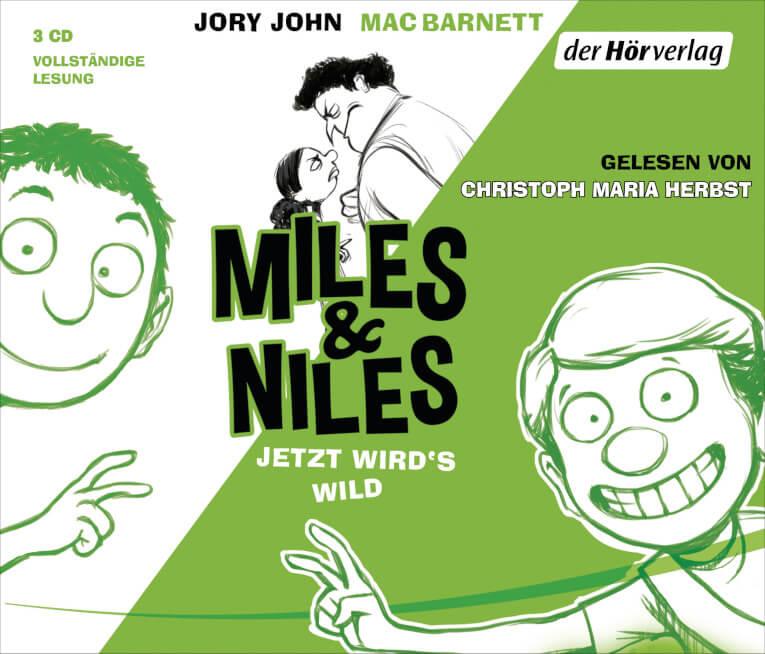 Miles & Niles - Jetzt wirds wild