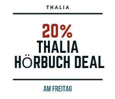 20% Thalia Hörbuch Deal