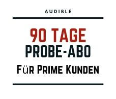 Audible Probemonat - 90 Tage