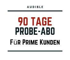 Audible Probemonat - 90 Tage
