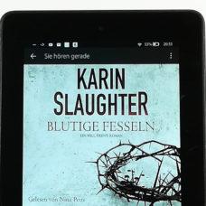 Blutige Fesseln von Karin Slaughter - Hörbuch Rezension