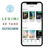 Legimi Hörbuch- und eBook Flatrate mit neuer App