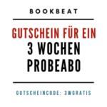 BookBeat Gutschein aktuell