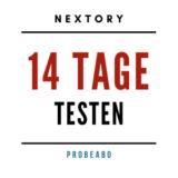 Nextory 14 Tage gratis testen