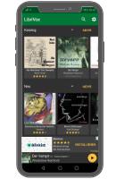 Apps für kostenlose Hörbücher - Librivox