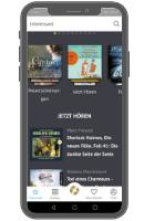 Apps für kostenlose Hörbücher - Patephone