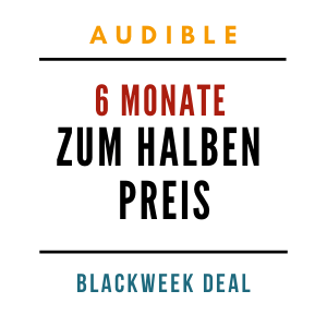 Audible Deal bis zum 18.12.2019