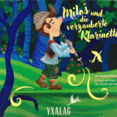 Milos und die verzauberte Klarinette - featured