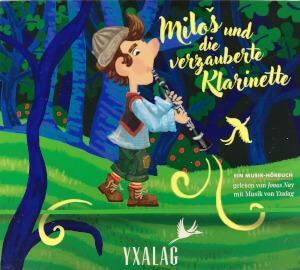 Milos und die verzauberte Klarinette - featured