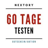 Nextory Gutschein 60 Tages gratis