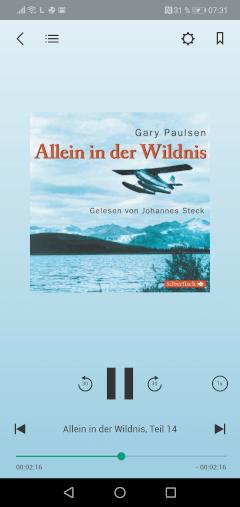 Legimi-App - Hörbücher hören