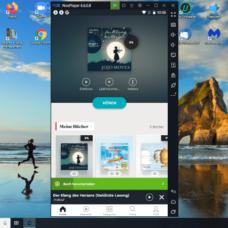 BookBeat App auf dem PC oder Laptop nutzen
