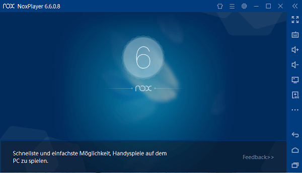 BookBeat auf dem PC - Android Emulator Nox App Player