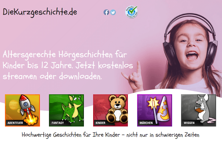 DieKurzgeschichte.de