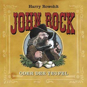 John Rock oder der Teufel - Hörbuch Cover