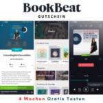 BookBeat Gutschein - 4 Wochen gratis