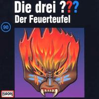 Der Feuerteufel - Die drei Fragezeichen, Folge 90