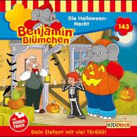 Die Halloween-Nacht – Benjamin Blümchen, Folge 143