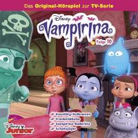 Hauntley-Halloween, Vampirina, Folge 10