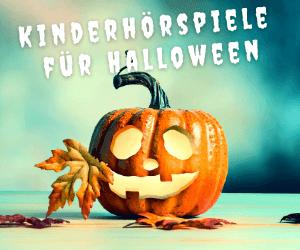 Kinderhörspiele für Halloween - 10 Tipps