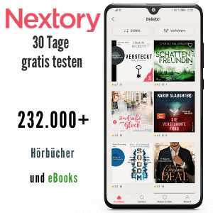 Nextory 30 Tage gratis testen