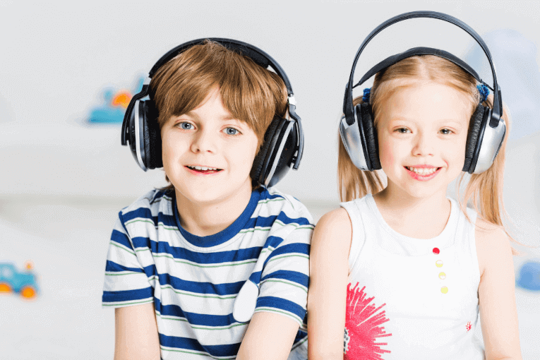 Hörbuch-App für Kinder