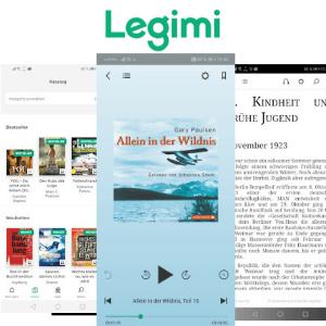 Legimi Oster-Gutschein – 42 Tage kostenlos ausprobieren