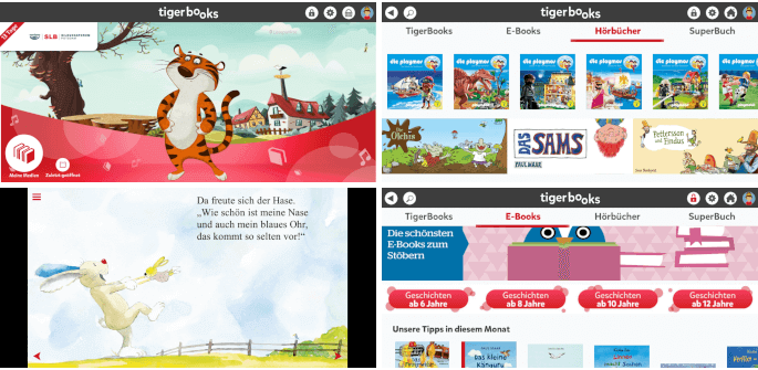 tigerbooks - Digitale Medien für Kinder