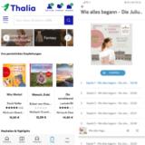 Thalia Hörbuch-Abo 90 Tage kostenlos testen